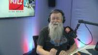 "Radio: Francis Zegut present the show ""Pop Rock Station"" on RTL2"