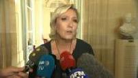 Marine Le Pen refuse une expertise psychiatrique