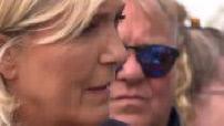 Rentrée politique de Marine Le Pen