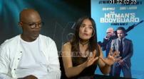 Hitman & Bodyguard : Interview Samuel L. Jackson & Salma Hayek