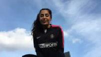 football féminin : entretien Nadia Nadim