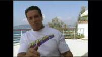 1993 Cannes movie Festival: Itw O'Brien, Schwarzenegger and Thurman
