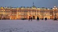 Cartes postales de Saint-Petersbourg