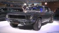 Detroit Motor Show: Ford Mustang Bullitt