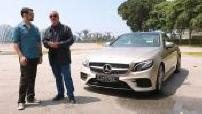 Plateau x Voyage Singapore Mercedes Benz E 300 Coupe