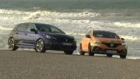 Match Renault Megane RS IV Peugeot 308 GTi