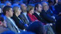European elections: Nathalie Loiseau meeting in Caen