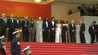 72e festival de Cannes : Montée des marches pour le film d'ouverture