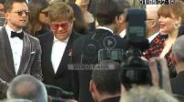 """Festival de Cannes : montée des marches du film """"Rocketman"""""""