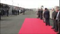 Manuel Valls en visite au 51e salon du Bourget