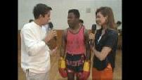 Sport évènement : Kick Boxing