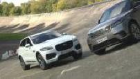 Game: Land Rover Range Rover Velar/ Jaguar F-Pace