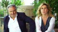 """Ibiza"": interviews Christian Clavier, Mathilde Seigner and Arnaud Lemort"