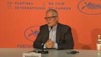 Cannes 2019 : Conférence de presse de Thierry Frémaux