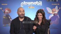 Playmobil, the film: Interviews