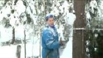 Thomas Pesquet : stage de survie dans des conditions de grand froid