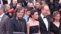 """64e Festival de Cannes : Montée des marches pour la projection du film """"Sleeping Beauty"""""""