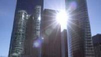 Large format - Paris La Défense: an air of Manhattan