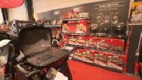Spirit Store Barbecue Marquette Lez Lille