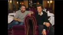 ITW E.Semoun, Yvan Le Bolloc'h, BrunoSolo and Thierry Frémont