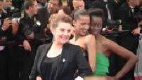 """62ème Festival de Cannes : montée des marches """"The imaginarium of doctor Parnassus"""""""