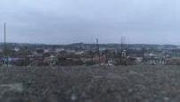 Vue aérienne par drone de Gray la Ville