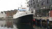 Norway : Tromso, ferry crossing