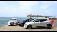 TURBO :Comparative test Renault Clio IV - Nissan Micra - Seat Ibiza