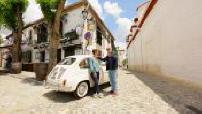 Seat 600 D test drive in Granada