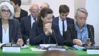 Réunion de trois ministres à Rouen pour rassurer la population partie 1