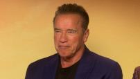 Terminator release: Dark Fate, interviews of actors