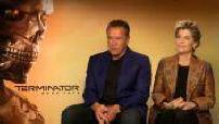 """""""Terminator: Dark Fate"""": interviews"""