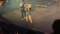 Concert de Taylor Swift filmé au portable