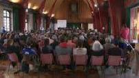"""Lubrizol : réunion publique de l'association """"Respire"""" et manifestation"""