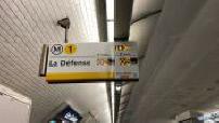 RATP : illustration la veille de grève
