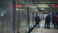 Grève SNCF : gare Montparnasse