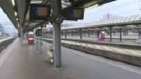 Grève SNCF : gare de Rennes et Lyon vides