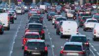 Grèves : circulation dense à Paris
