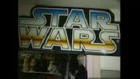 """Première projection du film """"Star Wars épisode 1 la menace fantôme"""" aux Etats-Unis"""