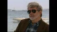 """Festival de Cannes 2005 : avant première Star Wars : la revanche des Sith""""."""