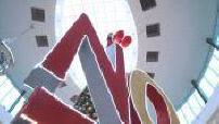 Mag: Noël se prépare au centre commercial d'Evry 2