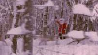 Le Mag - Les enfants malades rencontrent le Père Noël en Laponie