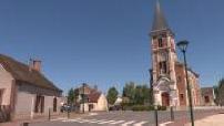 Mag - Illustrations des villes de Choux, Saint-Privé et de Ouzouer-sur-Loire