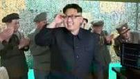 MAG - Portrait de Kim Jong Un, leader nord-coréen