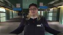 """Mag: Portrait de Amélie Recolet """"chef de bord"""" à la SNCF"""