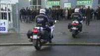 Cérémonie à Pontoise pour les obsèques de Charb