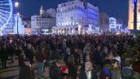 Attentat de Charlie Hebdo : rassemblement en régions