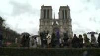 Attentat de Charlie Hebdo / deuil national :Glas à Notre Dame