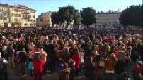 Marche républicaine à Nice : ambiance et micro-trottoir