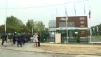 Réouverture de l'imprimerie de Dammartin-en-Goële : inauguration en présence de François Hollande